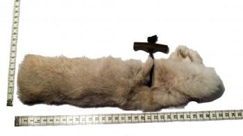 150 g Pocket Dummy Kaninchen -Vollfell-