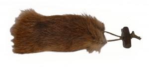 150 g Dummy Fuchs -Vollfell-