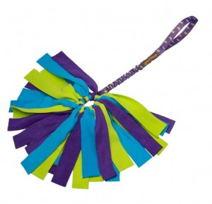 Crazy Thing Bungee Tug - Lila - Blue - Lime