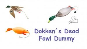 Dokken Dead Fowl Dummy