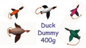 FIREDOG® Duck Dummy 400 g