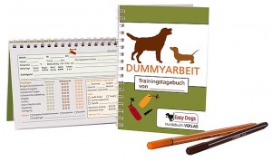 Das Tagebuch Dummyarbeit von Easy Dogs