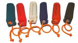 FIREDOG® Standard Dummy 250g  long throw -bunt gemischt- 6 Stück