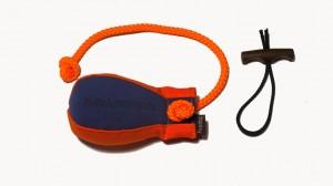 """""""Dummy Ball Marking"""" 150g schwimmend blau/orange"""