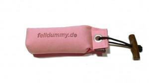 Firedog® Pocket Dummy 150g -rosa-