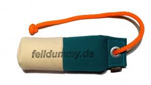 FIREDOG® Standard Dummy marking long throw 250g weiß/grün