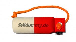 FIREDOG® Standard Dummy marking long throw 250g rot/weiß