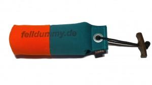 FIREDOG® Standard Dummy marking 250g orange/grün