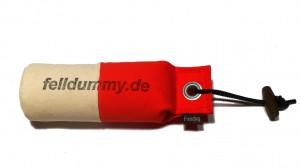 FIREDOG® Standard Dummy marking 250g rot/weiß