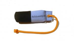 FIREDOG® Standard Dummy marking long throw 250g hellblau/schwarz