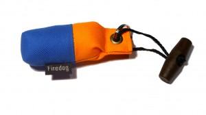 FIREDOG® Schlüsselanhänger-Dummy blau/orange