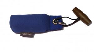 FIREDOG® Schlüsselanhänger-Dummy blau