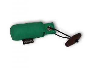 FIREDOG® Schlüsselanhänger-Dummy grün