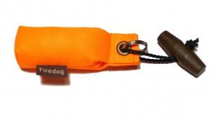 FIREDOG® Schlüsselanhänger-Dummy orange