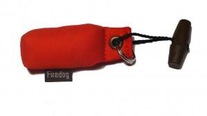 FIREDOG® Schlüsselanhänger-Dummy rot