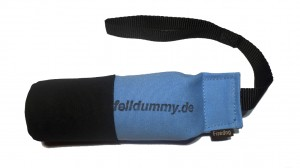 FIREDOG® Dummy Speedy marking 250g hellblau/schwarz