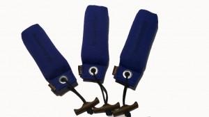 FIREDOG® Pocket Dummy 150g -blau- 3 Stück