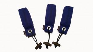 Pocket Dummy 80g -blau- 3 Stück