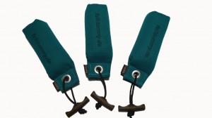FIREDOG® Pocket Dummy 150g -grün- 3 Stück