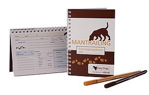 Das Mantrailing-Tagebuch von Easy Dogs