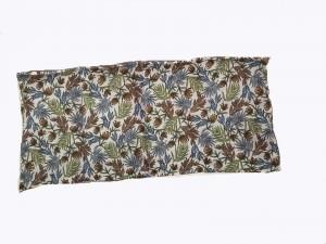 Körnerkissen mit Rapsfüllung klein RockRose 39x18cm