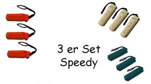 FIREDOG® Dummy Speedy 250g 3 Stück in verschiedenen Farben
