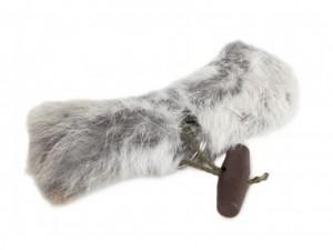 FIREDOG® Schlüsselanhänger-Kaninchen full Fur