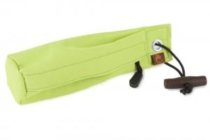 Futterdummy Trainer Snack neon grün groß