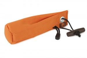 Futterdummy Trainer Snack orange klein