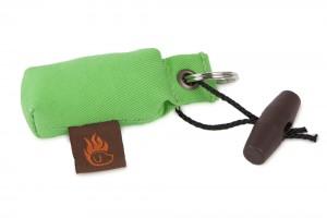 FIREDOG® Schlüsselanhänger-Dummy hell grün