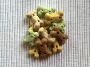 Back - Snackies mini Knochen 1 kg