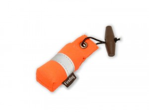 FIREDOG® Schlüsselanhänger-Dummy orange reflex