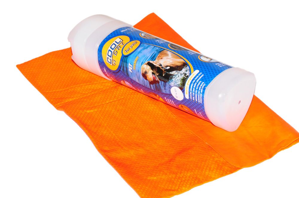COOL 'N DRY® PET SHAMMY