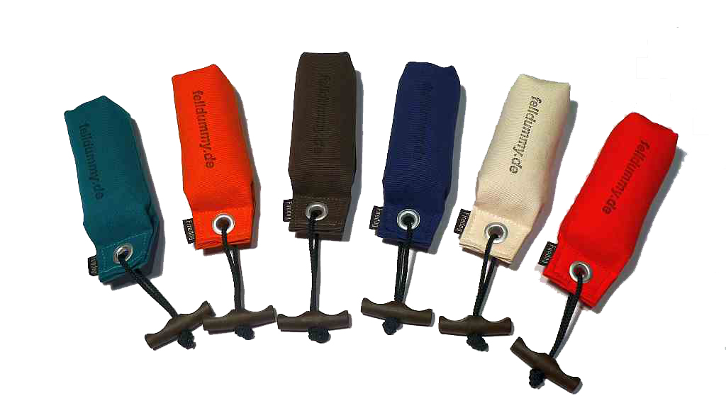 FIREDOG® Pocket Dummy 150g 6 Stück bunt geschmischt