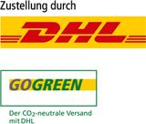 Zustellung durch DHL GO GREEN